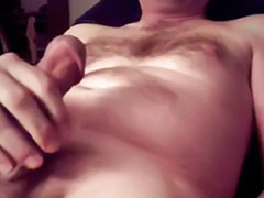 Masturbating, Massage