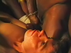 Gay, Ebony, Group sex