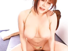 Asian, Beautiful, Big tits, Japanese, Threesome