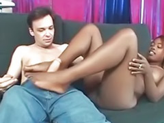 Ebony, Masturbation, Hot sex