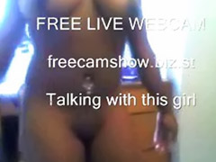 Webcam, Public, Black, Amateur