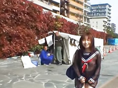 Japanese, Public, Outdoor, Flashing