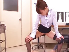 Milf, Doctor, Japanese, Hairy