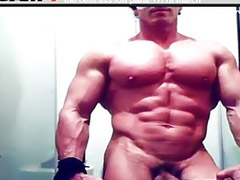 10:1, Masturbating male, 8-10, 10s, Òmar, Solo masturbation anal