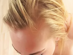 Tiener, Blonde teens blowjobs