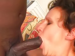 Mature, Interracial