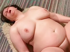 Bbw, Fat, Sucking, Chubby, Sexy, Big boobs