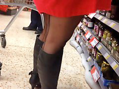 Seamed, Seamed stockings
