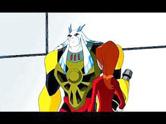 Video sex, Ben 10, Cartoon