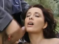 Anal, Threesome, Big tits, Ass