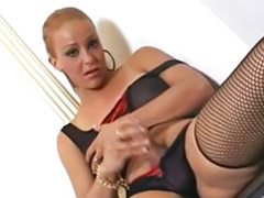 Stockings, Shemale, Shemales, Brazilian, Tranny