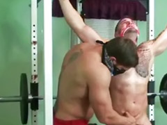 Gay, Amateur, Gym, Bareback, Bound, Amateur gay
