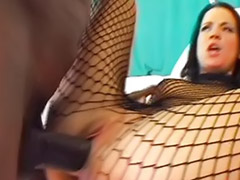 Nurse anal, Anal fishnet, Nurse toying, Nurse interracial, Nurse black, Interracial nurse