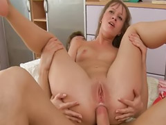 Adolescente, Anale, Coppie sporche, ييففèف, Puttana, Zoccola
