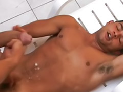 Anal, Latin, Big cock, Outdoor, Bath, Big black cock