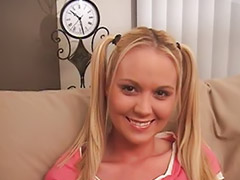 Blonde teens blowjobs