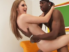 Interracial, Black, Black cock, Black cock blowjob, Blonde interracial, Interracial t