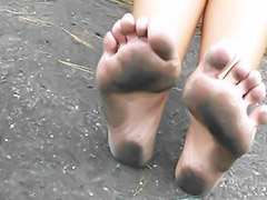 Feet, Amateur