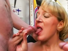 French, Mature anal