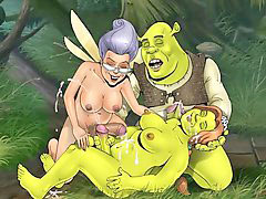Fiona, Famouse, Chicks with dicks, Famous cartoon, Famous cartoon, Shrek