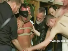 Video sex, Gay bondage