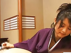 Japanese milf, Japanese handjob, Beautiful, Japanese, Japan, Japanese beautiful