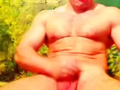 Sexy, Webcam, Muscle, Muscles, Gay