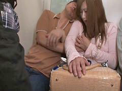 Chikan, Groped, Train grope, Groping chikan, Train chikan, Packman