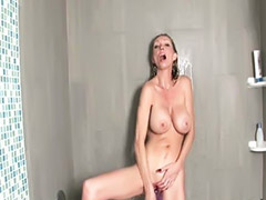Mature, Shower