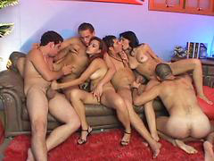 Orgy, Sex, Hot