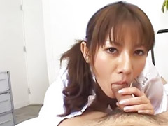 Hairy, Japanese, Nurse