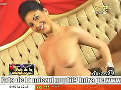 Tv, Romanian, Romanian girl, Stunning girls, Naked tv, Tv방자전