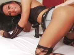 Shemale, Ladyboy, Asian anal