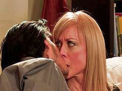 Mature, Sex, Mother son, Mother, Nina hartley, Nina