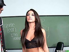 Leon, Giselle leon, Giselle, Gisele, Teens innocent, Teen fuck teacher