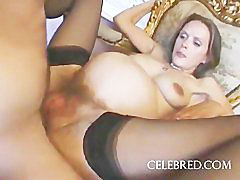 Mom anal, Anal mom, Pregnant anal, Stockings, mom, Pregnant mom, Anal pregnant