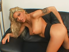 Milf masturbating, Couch - chloe, Milf on girl, Milf girl, Couch, Shaved masturbating on couch
