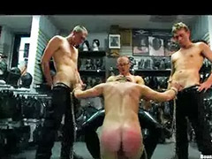 Gay spank, Gay spanking, Bound and jerked, Spanking gay, Spank gay, Gay jerk off