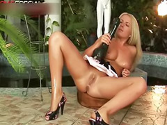 Oil, Oiled, Fisting blonde, Girls fisting girls, Fisting her, Ups girl