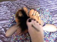 Foot tickling, Foot tickl, Foot tickle, Amateur close up, Close up amateur, Tickling