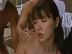 Nurse, Japanese, Gangbang, Asian