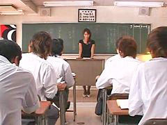 Horny japanese teacher, Japanese teacher, Teacher horny, Teachers japanese, Teacher japanese, Hammered