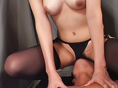 Foot, Foot fetish, Footing, Japanese foot, Hairy threesome, Asian stocking