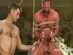 Pain, Bound, Torture, Painful anal, Painful