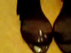 Satin, High heels solo, High on, Satines, Satine, L satin