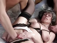 Vintage, Mature, German, Fisting, Mature anal, Fist
