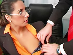 Great tit, Fuck is sex, Great cumming, Officer tits, Office fucking, Office fuck