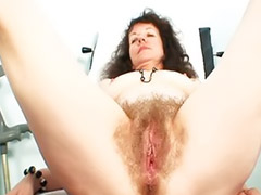 Hairy, Extreme, Mature