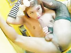 Shemale, Teen, Webcam, Asian, Shemales