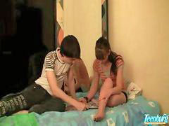 Step, Taboo, Brother, Young creampie